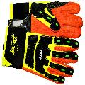 Joker® OSP: Old School Plus Cotton Palm Impact Glove