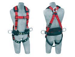 Protecta® Pro™ Construction Full Body Harnesses