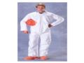 Tychem® SL garments is a lightweight fabric made from Tyvek® laminated with a chemical-resistant Dow Saranex® 23P film.  It offers dependable protection against a broad range of chemicals.